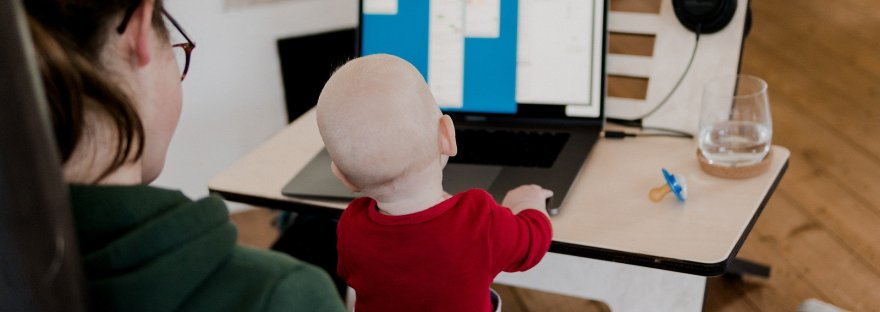 Surviving Remote Work with Babies and Toddlers